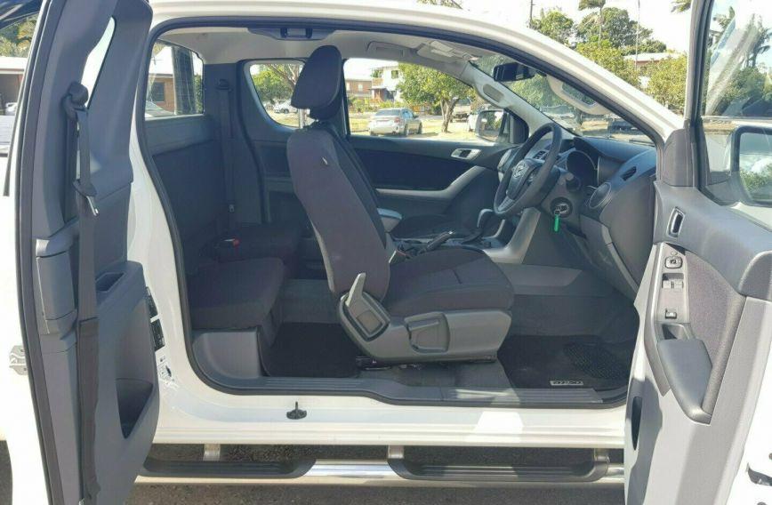 2018 MAZDA BT-50 XTR  UR0YG1 Turbo Extended Cab Utility