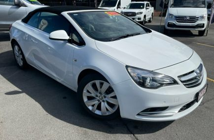 Used 2015 HOLDEN CASCADA CJ MY15.5 Convertible 2dr Spts Auto 6sp 1.6T
