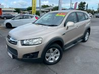 2013 HOLDEN CAPTIVA for sale in Cairns
