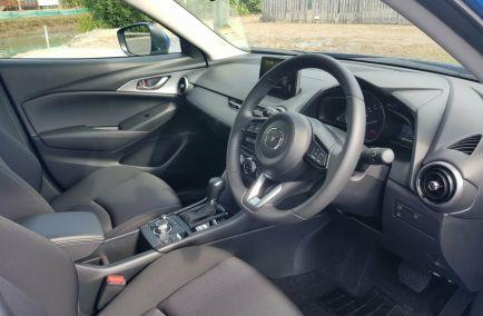 2019 MAZDA CX-3 Maxx Sport DK2W7A  Wagon