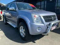2007 HOLDEN RODEO for sale in Cairns