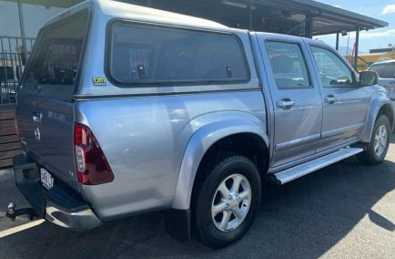 2007 HOLDEN RODEO LT  RA Turbo Dual Cab Utility