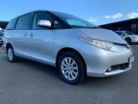 2007 TOYOTA TARAGO for sale in Cairns