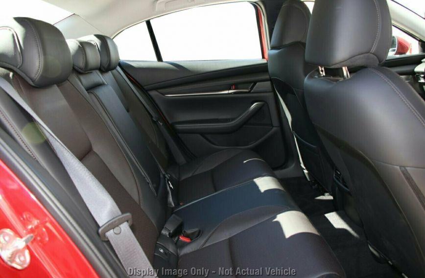 2021 MAZDA 3 G25 Astina BP2SLA  Sedan