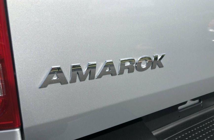 2019 VOLKSWAGEN AMAROK TDI550 Core 2H Turbo UTILITY Dual Cab