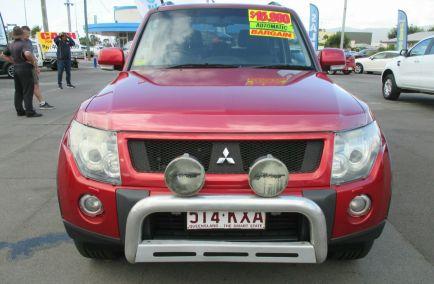 2007 MITSUBISHI PAJERO VR-X  NS  Wagon