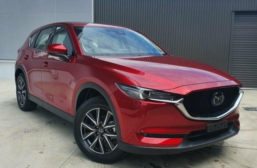 2020 MAZDA CX-5 GT  KF4WLA Turbo Wagon