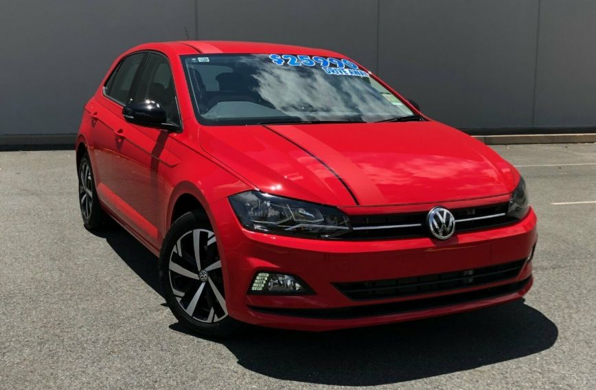 2018 VOLKSWAGEN POLO beats  AW Turbo Hatchback
