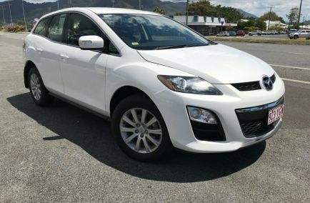 Used 2010 MAZDA CX-7 ER10L2 Wagon 5dr Classic Activematic 5sp 2.5i