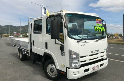 Used 2011 ISUZU