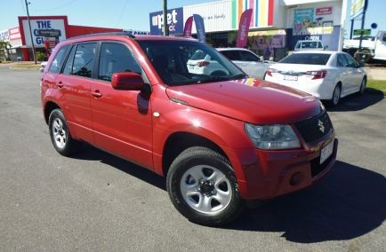 Used 2010 SUZUKI GRAND VITARA JB Wagon 5dr Man 5sp 4x4 2.4i 445kg