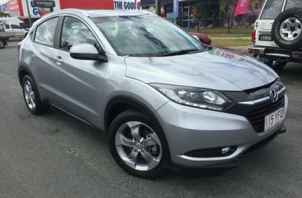 Used 2016 HONDA HR-V Hatchback 5dr VTi-S CVT 1sp 1.8i