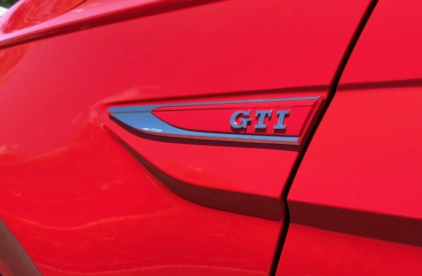 2018 VOLKSWAGEN POLO GTI  AW Turbo Hatchback