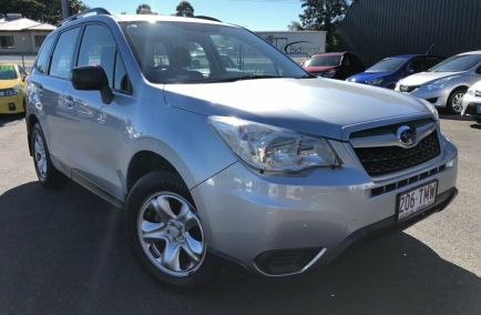 Used 2013 SUBARU FORESTER S4 Wagon 5dr 2.5i Lineartronic 6sp AWD 487kg