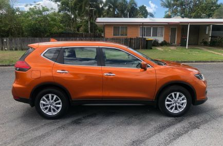 2019 NISSAN X-TRAIL ST  T32 Series II  Wagon