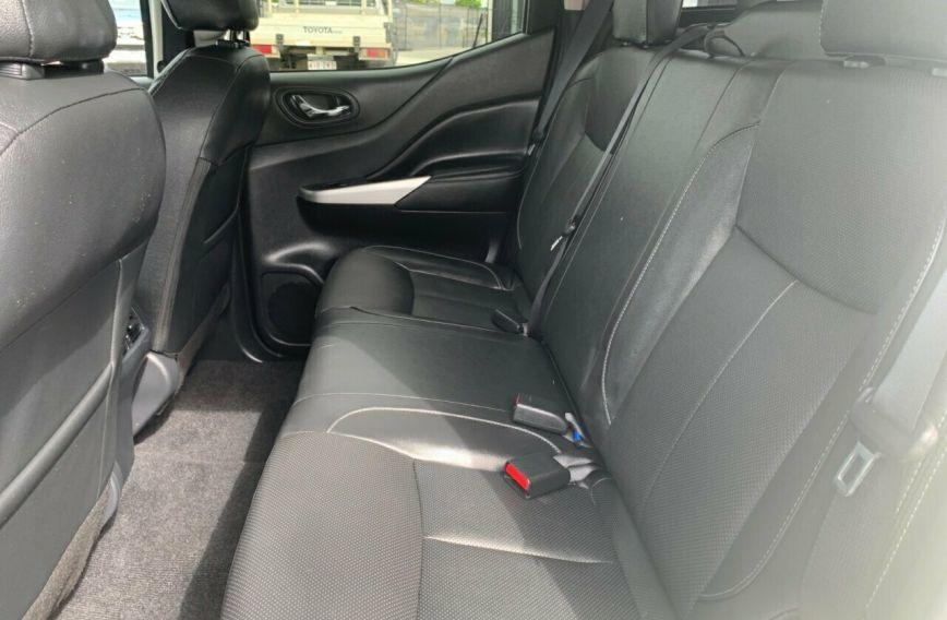 2017 NISSAN NAVARA ST-X  D23 S2 Tw.Turbo Dual Cab Utility