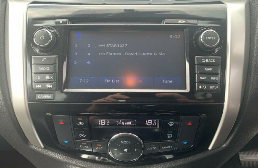 2017 NISSAN NAVARA ST-X  D23 S2 Tw.Turbo UTILITY Dual Cab