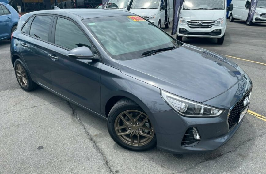 2017 HYUNDAI I30 Active  PD  HATCHBACK