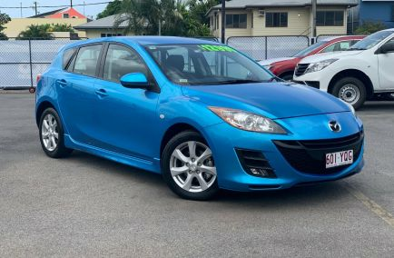 Used 2010 MAZDA 3 BL10F1 Hatchback 5dr Maxx Sport Activematic 5sp 2.0i