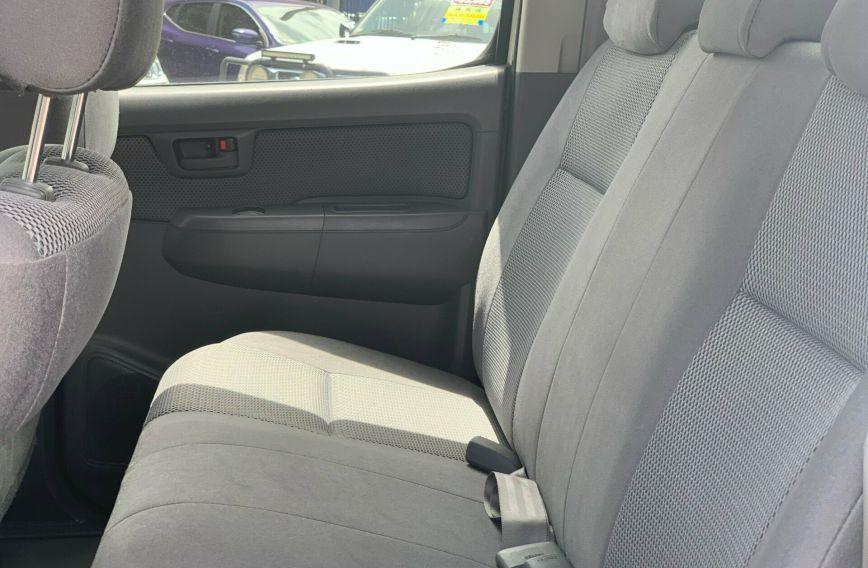 2013 TOYOTA HILUX SR  KUN26R Turbo UTILITY Dual Cab