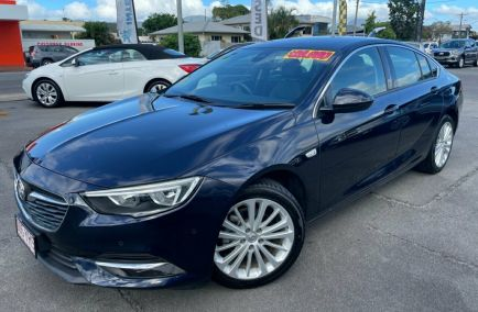 Used 2018 HOLDEN CALAIS ZB MY18 Liftback 5dr Spts Auto 9sp 2.0T