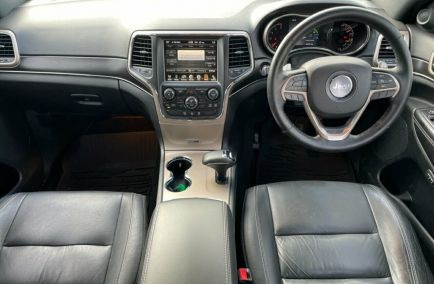 2014 JEEP GRAND CHEROKEE Limited  WK Turbo Wagon