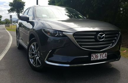 Used 2018 MAZDA CX-9 TC Wagon 5dr GT 7st SKYACTIV-Drive 6sp 2.5T