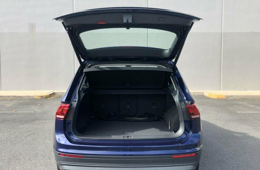 2018 VOLKSWAGEN TIGUAN 132TSI Comfortline 5N Turbo WAGON