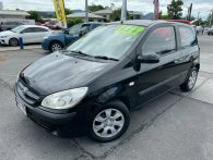 2008 HYUNDAI GETZ for sale in Cairns