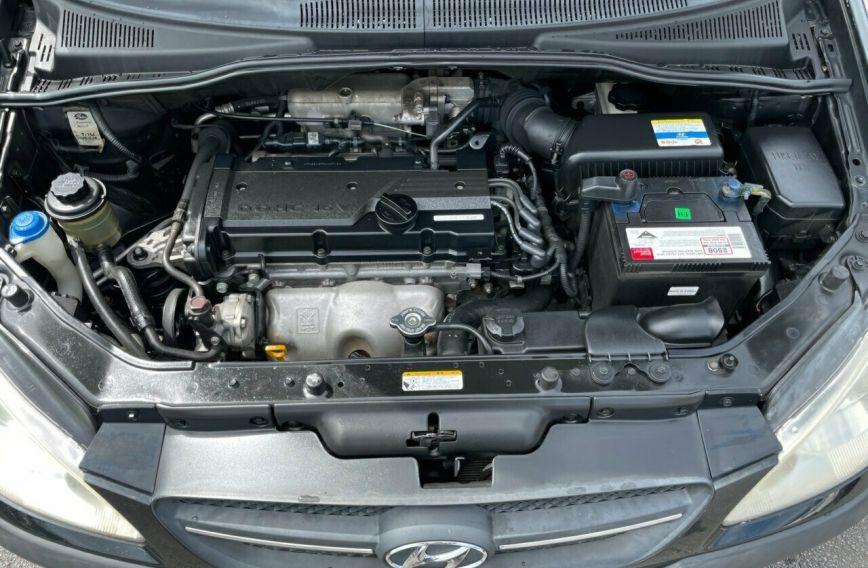 2008 HYUNDAI GETZ S  TB  Hatchback