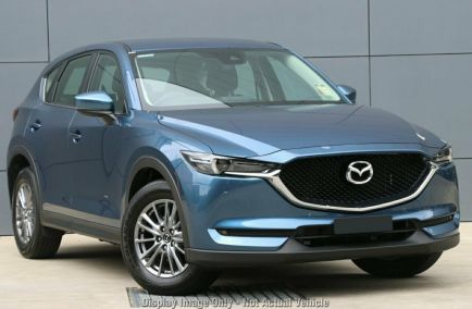New 2019 MAZDA CX-5 KF4W2A Wagon 5dr Touring SKYACTIV-Drive 6sp i-ACTIV AWD 2.2DTT 500kg
