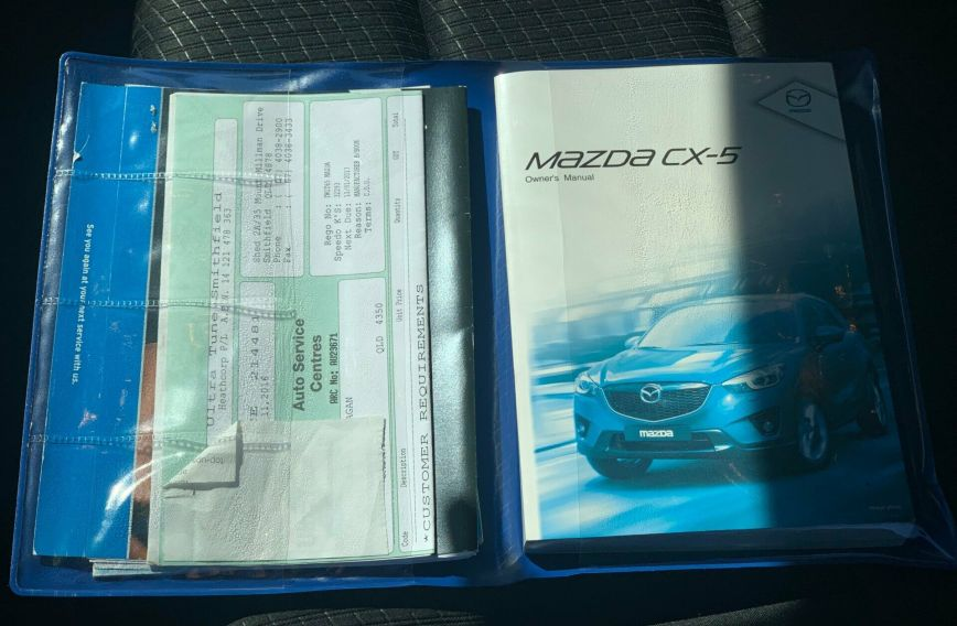 2012 MAZDA CX-5 Maxx Sport KE1071  WAGON