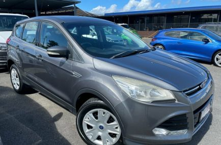 Used 2013 FORD KUGA TF Ambiente Wagon 5dr Man 6sp 2WD 531kg 1.6T