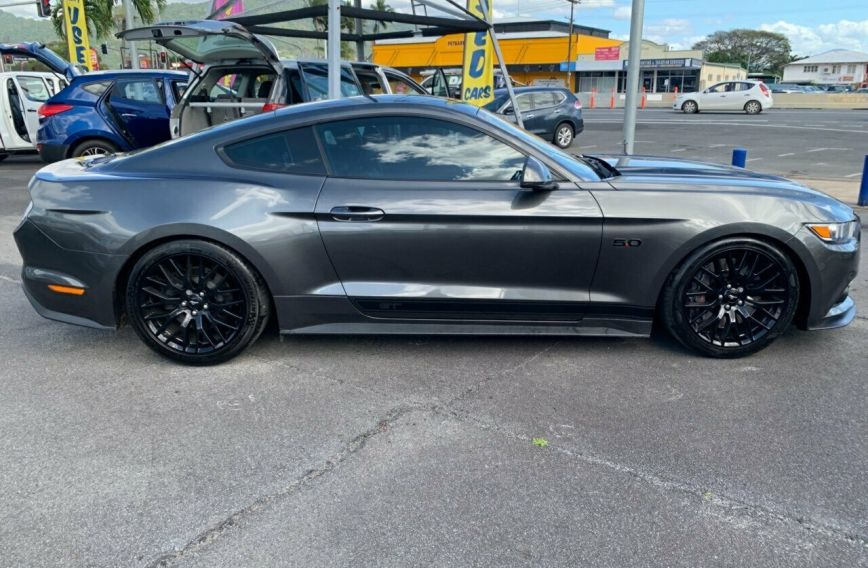 2017 FORD MUSTANG GT  FM  FASTBACK