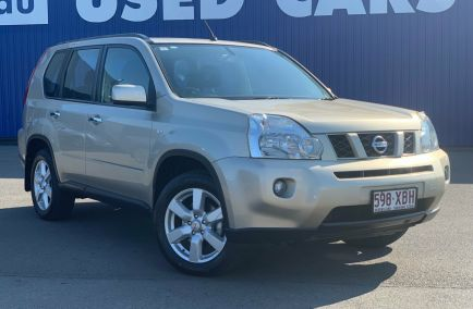 Used 2009 NISSAN X-TRAIL T31 Wagon 5dr TS Man 6sp 4x4 2.0DT 499kg