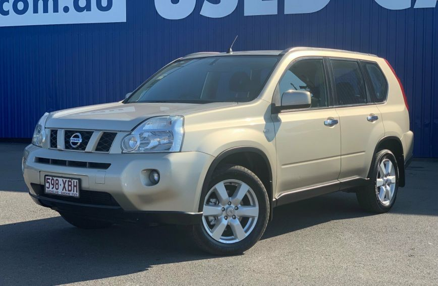 2009 NISSAN X-TRAIL TS  T31 Turbo WAGON