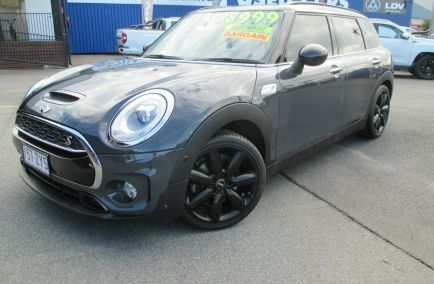 2016 MINI CLUBMAN Cooper S  F54 Turbo Wagon