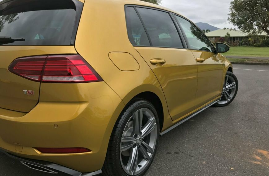 2017 VOLKSWAGEN GOLF 110TSI Highline 7.5 Turbo HATCHBACK