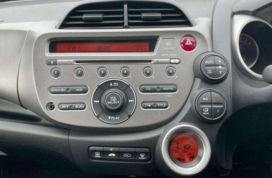 2012 HONDA JAZZ GLi  GE  Hatchback