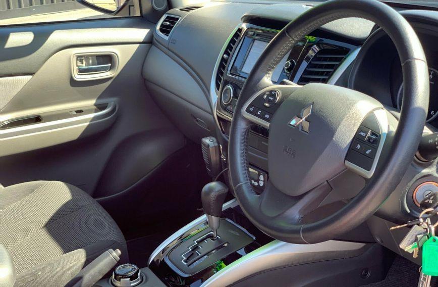2015 MITSUBISHI TRITON GLS  MQ Turbo UTILITY Dual Cab