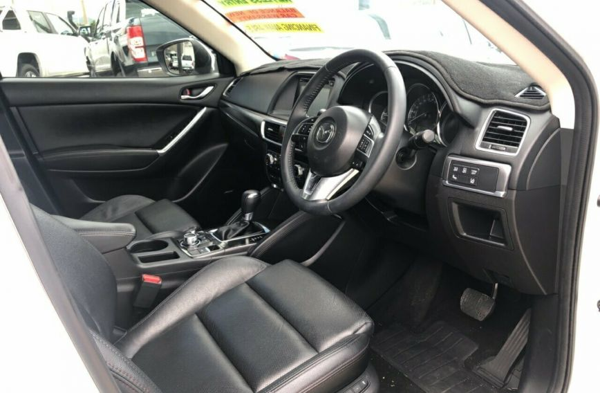 2016 MAZDA CX-5 Akera  KE1022 Tw.Turbo WAGON
