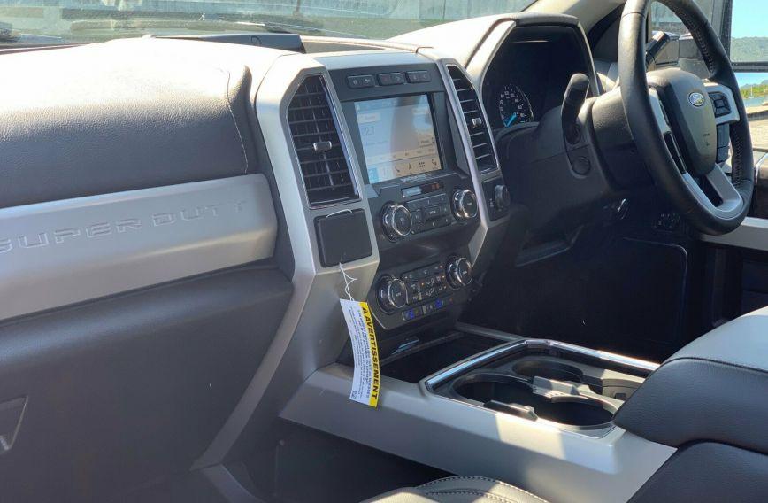 2019 Ford F250 Lariat 4x4 SRW Shortbed  Crew Cab