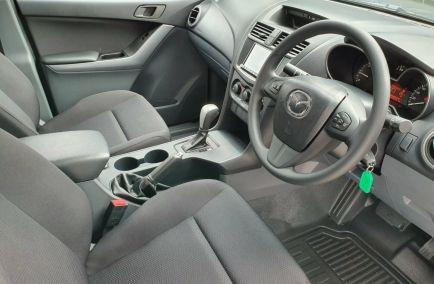 2020 MAZDA BT-50 XT Hi-Rider UR0YG1 Turbo Dual Cab Utility