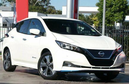 New 2021 NISSAN LEAF ZE1 e+ Hatchback 5dr Reduction Gear 1sp AC160kW