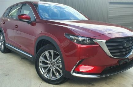 New 2020 MAZDA CX-9 TC GT Wagon 7st 5dr SKYACTIV-Drive 6sp i-ACTIV AWD 575kg 2.5T
