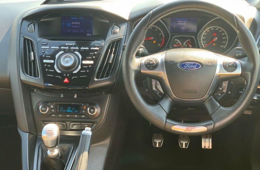 2012 FORD FOCUS ST  LW MKII Turbo HATCHBACK