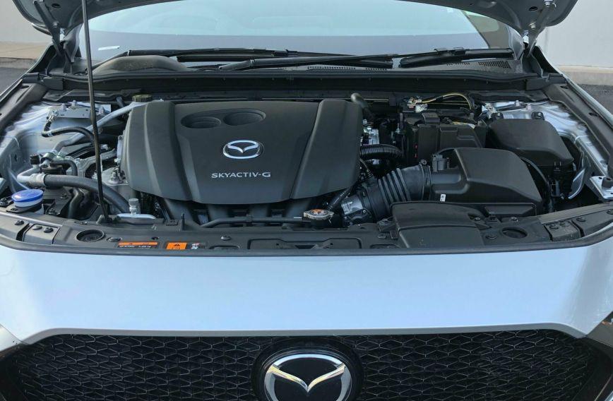 2019 MAZDA 3 G25 GT BP2HLA  Hatchback