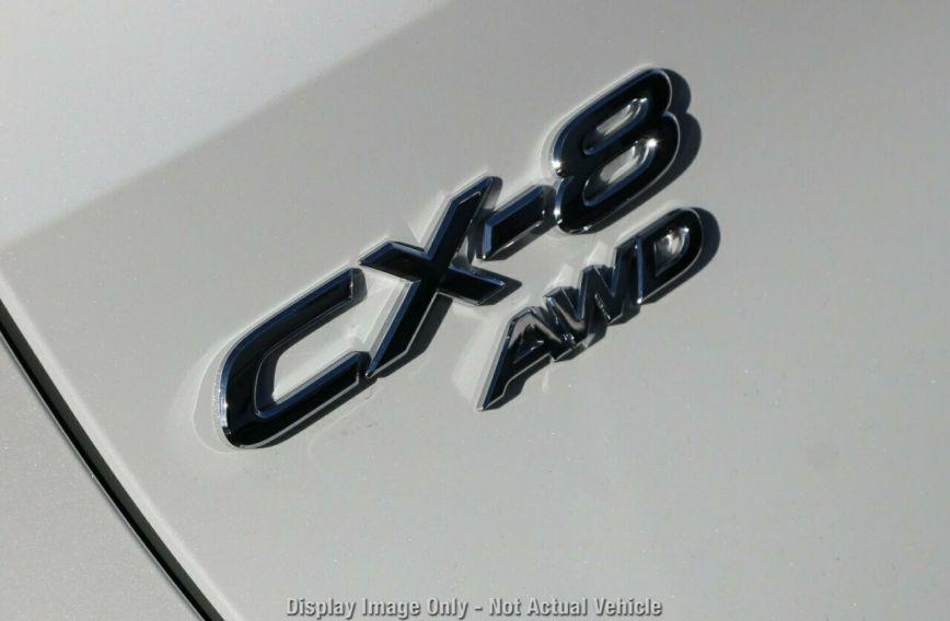 2018 MAZDA CX-8 Asaki  KG4W2A Tw.Turbo WAGON