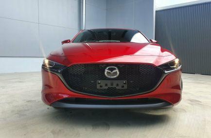 2020 MAZDA 3 G20 Evolve BP2H7A  Hatchback