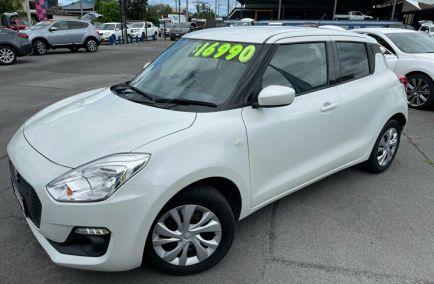 Used 2017 SUZUKI SWIFT AZ GL Hatchback 5dr Man 5sp 1.2i